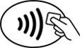 payWave Icon to look for at Checkout