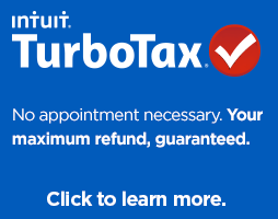 Advia Credit Union, get $15 off Turbo Tax